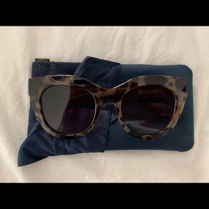 Me Specs 51mm Air Heart sunglasses